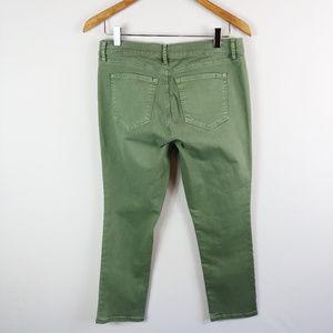 LOFT Jeans - [LOFT ANN TAYLOR] Skinny Crop Jeans